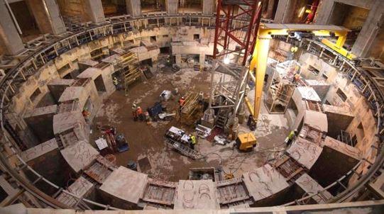Iter 핵융합원자로는 2025년에야 완공될 예정이다.